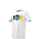 adidas Golden State Tee 1 Y