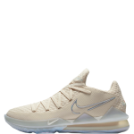 Nike LeBron 17 Low Cream