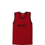 Pure TRG BIB Set Red 4 Junior