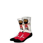 STANCE socks Harden Big Head Red