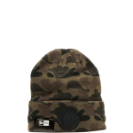 New Era Camo Cuff Brooklyn Nets Beanie