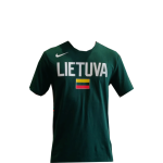 Nike Lithuania Dry Team SS Tee