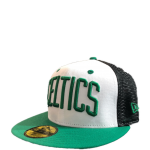 New Era Boston Celtics 5950 Team Word Arch