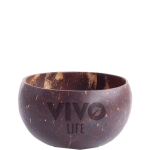 Vivo Life Hand Crafted Coconut Bowl