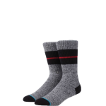 Stance Uncommon Solids Sequoia Charcoal