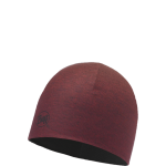 Buff Microfiber Polar Hat Nod Wine