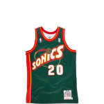 Mitchell & Ness NBA Seattle Supersonics Gary Payton 95-96 Swingman Jersey
