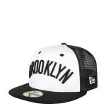 New Era Brooklyn Nets 5950 Team Word Arch