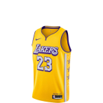 Nike NBA Lakers LeBron James Swingman CE