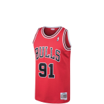 Mitchell & Ness NBA Chicago Bulls Dennis Rodman 97-98 Swingman Jersey