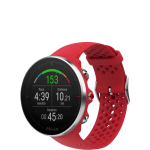Polar Vantage M Red HR
