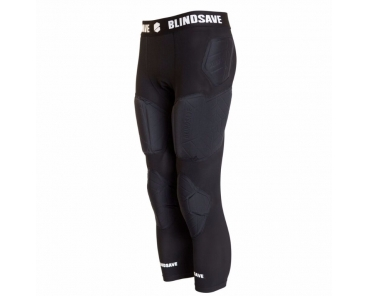 Blindsave 3/4 Tights with Full Protection