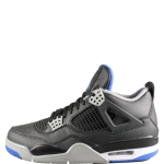 Air Jordan 4 Retro ´Black/Royal´