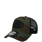 New Era Batman Camo A Frame Trucker Kids