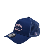 New Era Long Beach California Trucker Adjustable