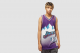 Mitchell & Ness NBA Utah Jazz Karl Malone 96-97 Swingman Jersey