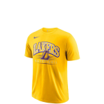 Nike NBA Lakers Dry Crest Tee