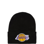 Mitchell & Ness NBA Los Angeles Lakers Team Logo Beanie
