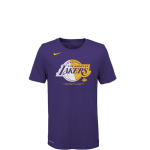 Nike NBA LA Lakers Logo SS Tee Kids