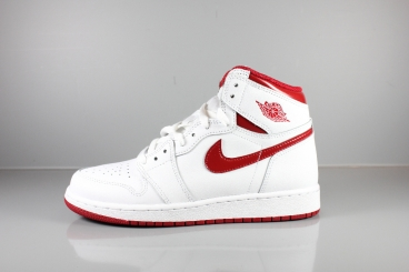 Air Jordan 1 Retro High OG ´Metallic Red´