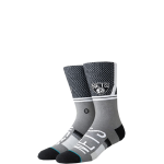 Stance NBA Nets Shortcut 2 Black Socks