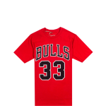 Mitchell&Ness Last Dance Bulls Number33 Tee