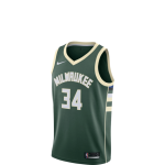 Nike NBA Icon Edition Swingman Jersey Milwaukee Bucks Giannis Antetokounmpo