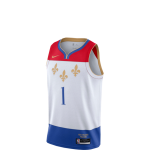 Nike NBA Orleans Pelicans City Edition Swingman Jersey