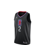 Nike Kawhi Leonard Clippers Statement Edition 2020 Jersey