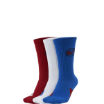 Nike Crew Everyday Basketball 3p Socks