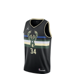 Nike Giannis Antetokounmpo Bucks Statement Edition 2020 Jersey