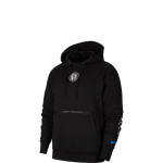 Nike NBA Brooklyn Nets Courtside Pollover Hoodie