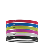Nike Elastic Hairbands 6 Pack