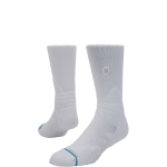 Stance Basketball Hoops Icon Crew White