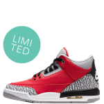 Air Jordan III Retro SE Red Cement
