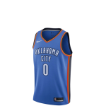Nike NBA Thunder Swingman Jersey Westbrook