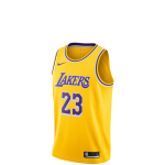 Nike NBA LeBron James Lakers Icon Swingman