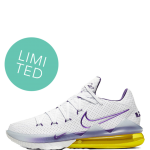 Nike LeBron 17 Low Lakers Home