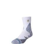 Stance Basketball Icon Hoops QTR White Socks